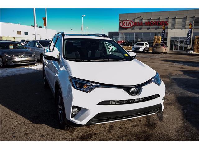 2017 Toyota RAV4 XLE (Stk: P4287) in Saskatoon - Image 1 of 25
