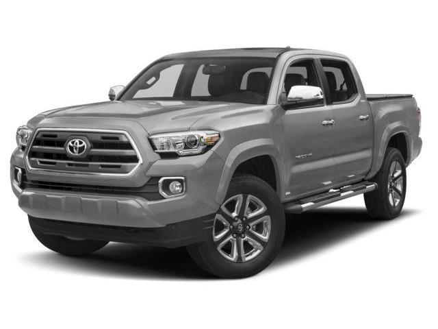 2017 Toyota Tacoma Limited (Stk: 179225) in Moose Jaw - Image 1 of 9