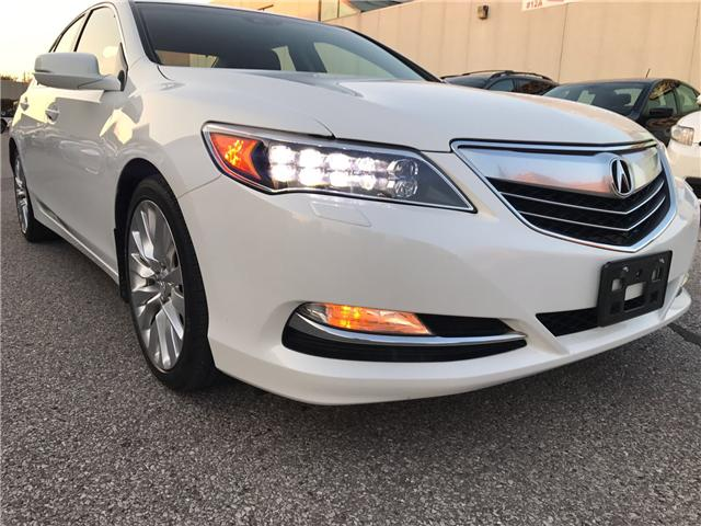 2014 Acura RLX LEATHER|NAVIGATION|BLUETOOTH|BACKUP CAM|SUNROOF|HE (Stk: ) in Concord - Image 3 of 24