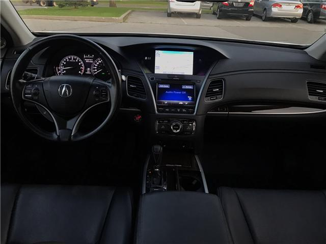 2014 Acura RLX LEATHER|NAVIGATION|BLUETOOTH|BACKUP CAM|SUNROOF|HE (Stk: ) in Concord - Image 16 of 24