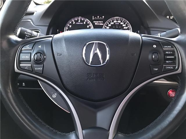 2014 Acura RLX LEATHER|NAVIGATION|BLUETOOTH|BACKUP CAM|SUNROOF|HE (Stk: ) in Concord - Image 18 of 24