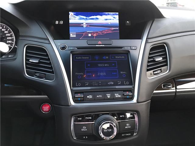 2014 Acura RLX LEATHER|NAVIGATION|BLUETOOTH|BACKUP CAM|SUNROOF|HE (Stk: ) in Concord - Image 19 of 24