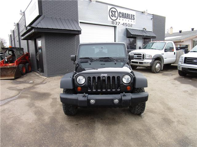 2008 Jeep Wrangler Unlimited Rubicon (Stk: 4) in Winnipeg - Image 2 of 12