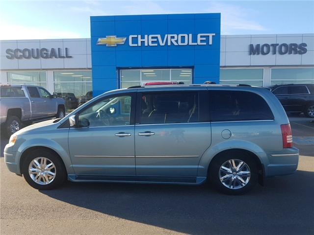 2010 Chrysler Town & Country Limited (Stk: 188657) in Fort Macleod - Image 1 of 28