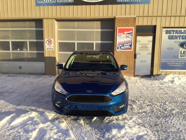 2018 Ford Focus SE (Stk: 18-67) in Kapuskasing - Image 2 of 8