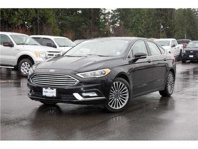 2017 Ford Fusion SE (Stk: P4096) in Surrey - Image 3 of 29
