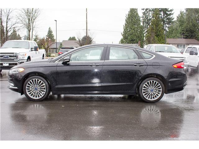 2017 Ford Fusion SE (Stk: P4096) in Surrey - Image 4 of 29