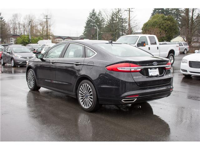 2017 Ford Fusion SE (Stk: P4096) in Surrey - Image 5 of 29