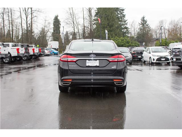 2017 Ford Fusion SE (Stk: P4096) in Surrey - Image 6 of 29