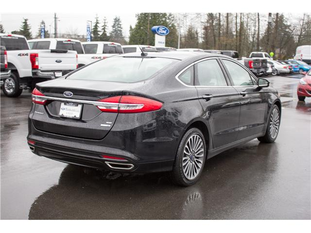 2017 Ford Fusion SE (Stk: P4096) in Surrey - Image 7 of 29