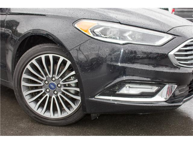 2017 Ford Fusion SE (Stk: P4096) in Surrey - Image 9 of 29