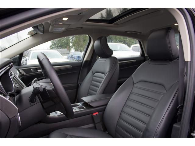 2017 Ford Fusion SE (Stk: P4096) in Surrey - Image 12 of 29