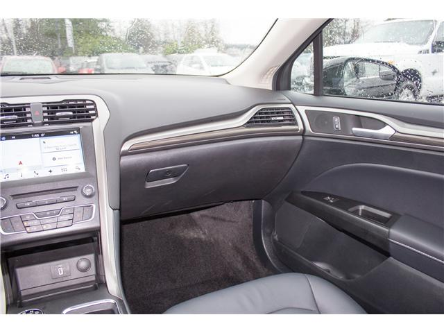 2017 Ford Fusion SE (Stk: P4096) in Surrey - Image 18 of 29