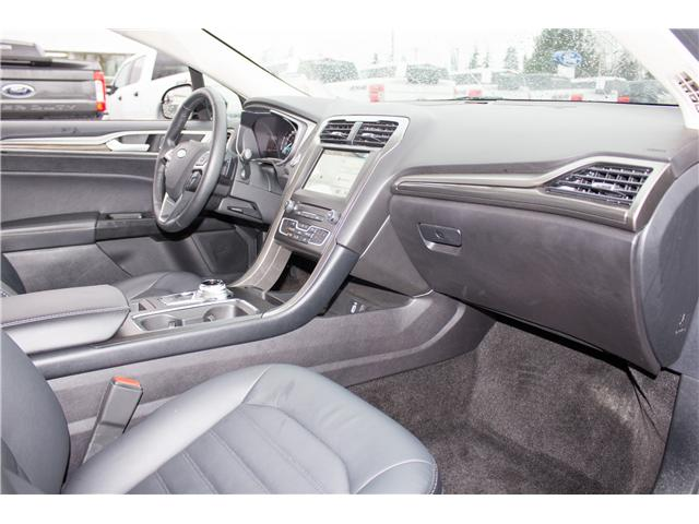 2017 Ford Fusion SE (Stk: P4096) in Surrey - Image 19 of 29