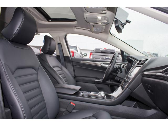 2017 Ford Fusion SE (Stk: P4096) in Surrey - Image 20 of 29