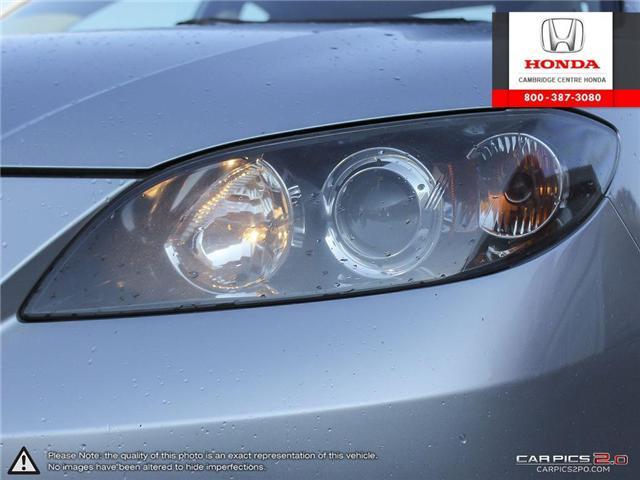 2009 Mazda Mazda3  (Stk: 17963A) in Cambridge - Image 10 of 27