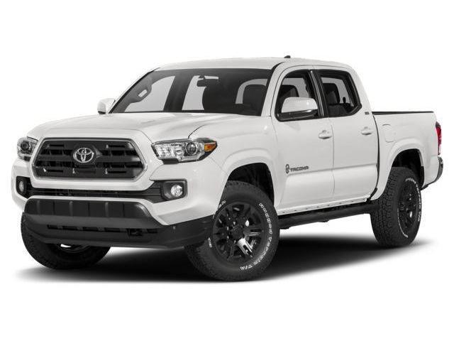 2017 Toyota Tacoma SR5 (Stk: 028340) in Milton - Image 1 of 9