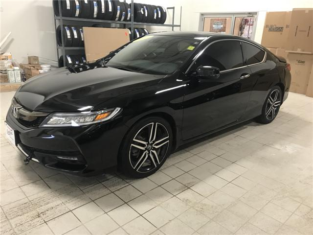 2016 Honda Accord Touring (Stk: H1524) in Steinbach - Image 1 of 7