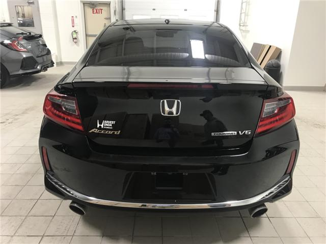2016 Honda Accord Touring (Stk: H1524) in Steinbach - Image 4 of 7
