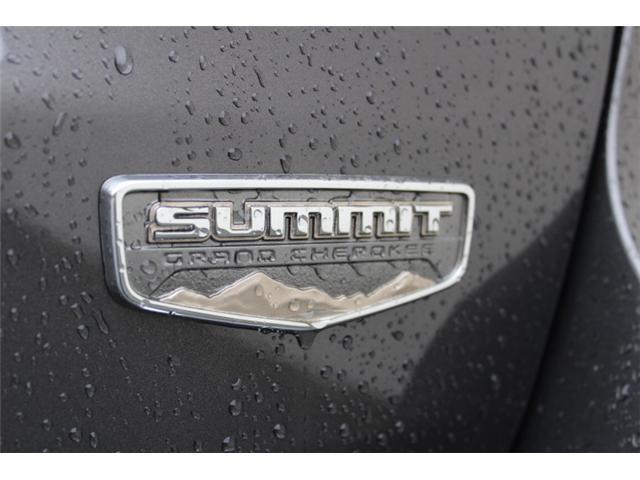 2018 Jeep Grand Cherokee Summit (Stk: C162834) in Courtenay - Image 30 of 30