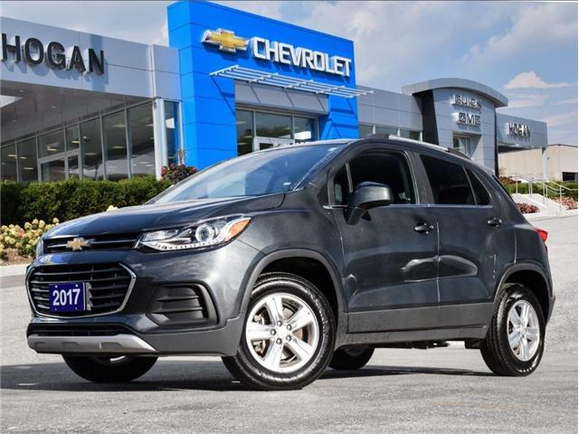 2017 Chevrolet Trax LT (Stk: A185752) in Scarborough - Image 1 of 27