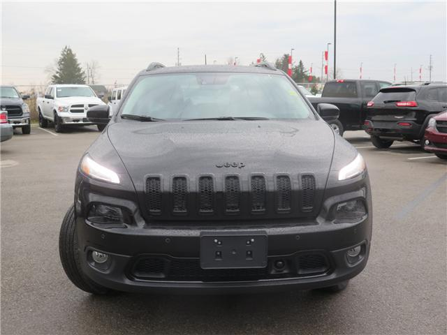 2018 Jeep Cherokee Limited (Stk: 8177) in London - Image 2 of 23