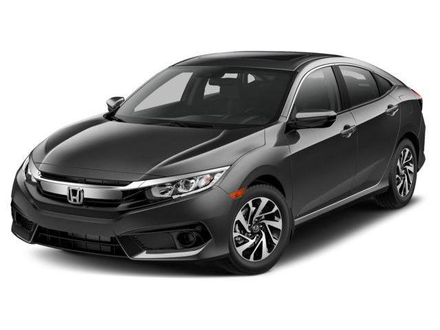 2018 Honda Civic EX (Stk: H5675) in Sault Ste. Marie - Image 1 of 1