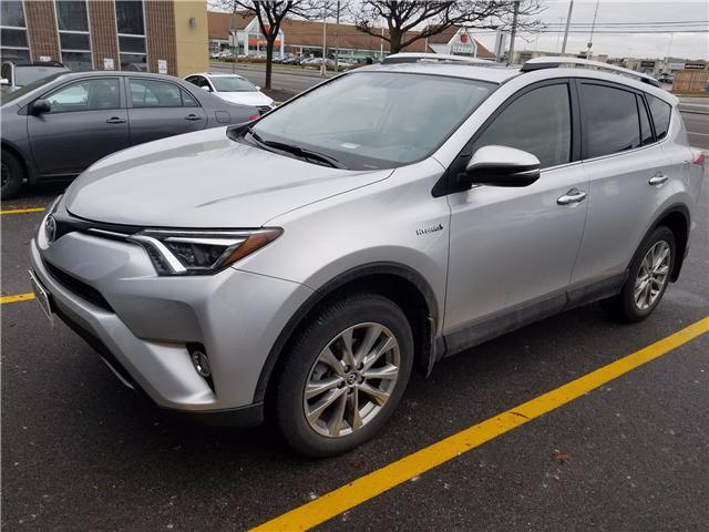 2016 Toyota RAV4 Hybrid Limited (Stk: 127E1240) in Ottawa - Image 1 of 22