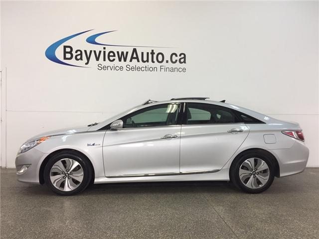 2015 Hyundai Sonata LTD- HYBRID|PANOROOF|HTD STS|REV CAM|BLUETOOTH! (Stk: 31735J) in Belleville - Image 1 of 30