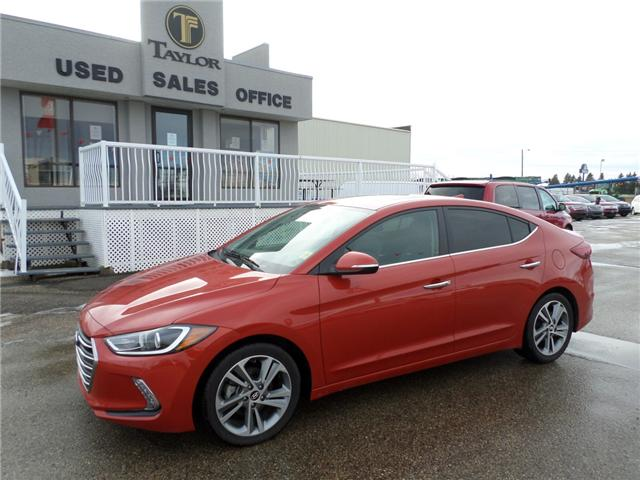 2017 Hyundai Elantra Limited (Stk: 6889) in Moose Jaw - Image 2 of 21