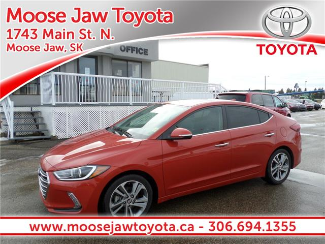 2017 Hyundai Elantra Limited (Stk: 6889) in Moose Jaw - Image 1 of 21