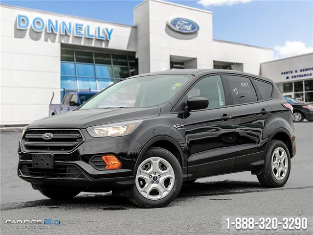 2018 Ford Escape S (Stk: DR176) in Ottawa - Image 1 of 27