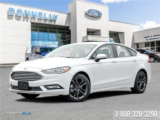 2018 Ford Fusion SE (Stk: DR62) in Ottawa - Image 1 of 27