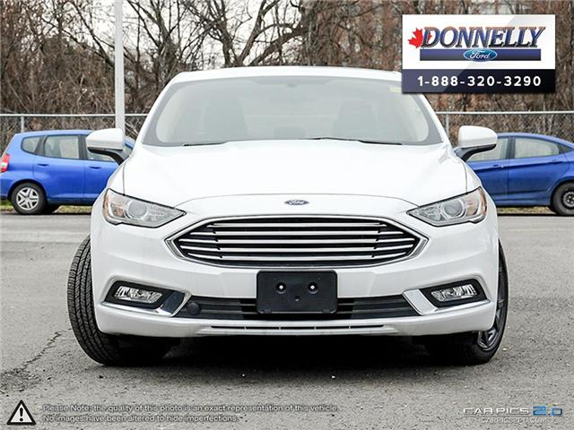 2018 Ford Fusion SE (Stk: DR62) in Ottawa - Image 2 of 27