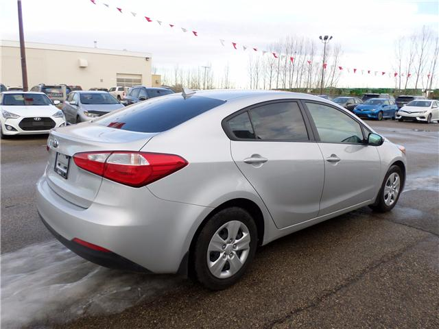 2016 Kia Forte 1.8L LX+ (Stk: 6891) in Moose Jaw - Image 6 of 16