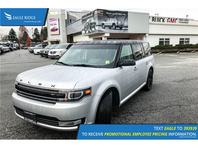 2016 Ford Flex Limited (Stk: 168207) in Coquitlam - Image 1 of 18