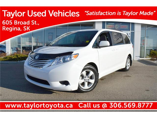 2017 Toyota Sienna LE 8 Penger at $34900 for sale in Regina ...