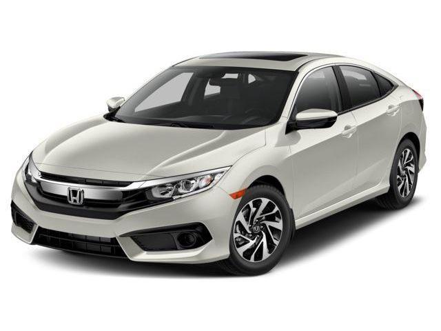 2018 Honda Civic EX (Stk: 3J13920) in Vancouver - Image 1 of 1