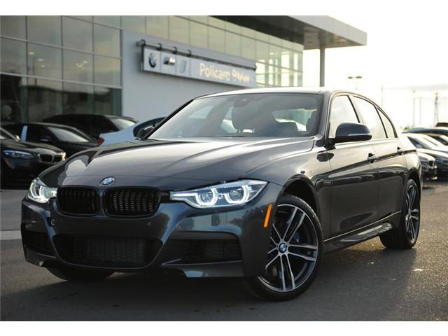 2018 BMW 340i xDrive (Stk: 8190594) in Brampton - Image 1 of 12