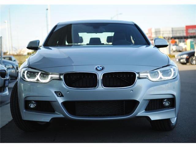 2018 BMW 330 i xDrive (Stk: 8U68143) in Brampton - Image 3 of 12