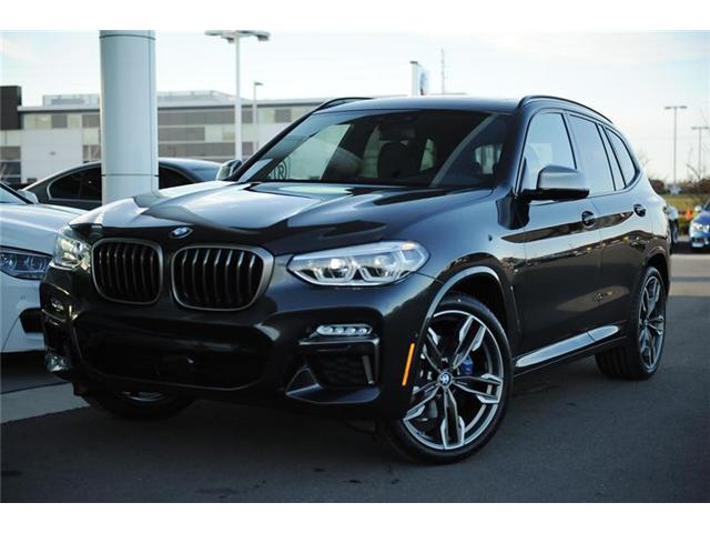 2018 BMW X3 M40i (Stk: 8Y93847) in Brampton - Image 1 of 16