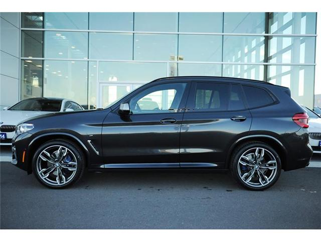 2018 bmw x3 m40i m40i for sale in brampton policaro bmw. Black Bedroom Furniture Sets. Home Design Ideas
