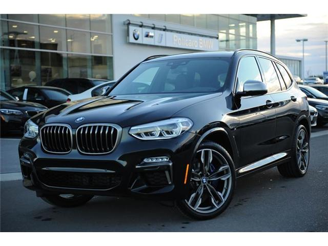 2018 BMW X3 M40i (Stk: 8Y93954) in Brampton - Image 1 of 16