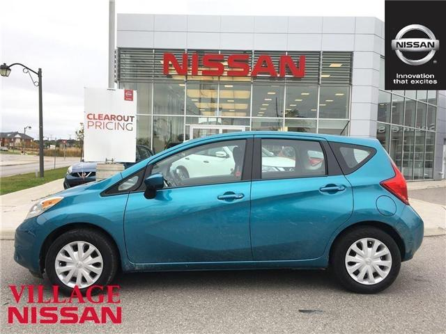 2016 Nissan Versa Note SV (Stk: 60111) in Unionville - Image 1 of 15