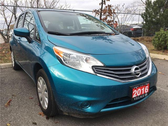 2016 Nissan Versa Note SV (Stk: 60111) in Unionville - Image 2 of 15