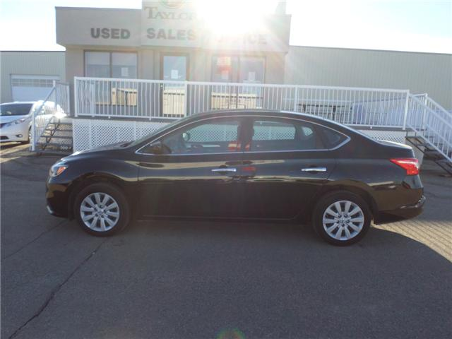 2016 Nissan Sentra 1.8 S (Stk: 6890) in Moose Jaw - Image 3 of 16