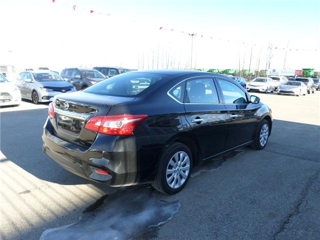 2016 Nissan Sentra 1.8 S (Stk: 6890) in Moose Jaw - Image 6 of 16