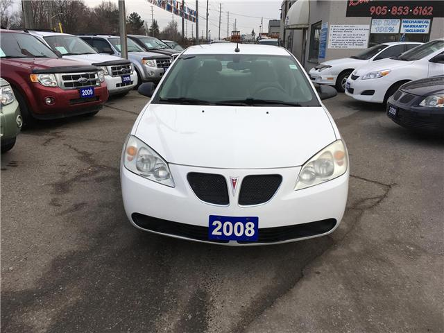 2008 Pontiac G6 Sedan (Stk: P3183) in Newmarket - Image 2 of 20