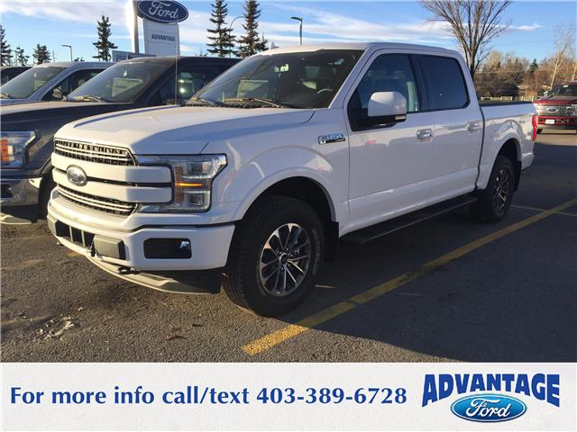 2018 Ford F-150 Lariat (Stk: J-077) in Calgary - Image 1 of 6