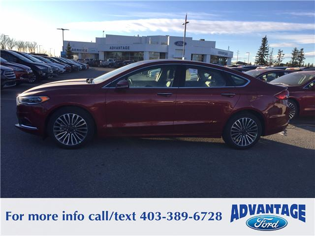 2018 Ford Fusion SE (Stk: J-004) in Calgary - Image 2 of 6